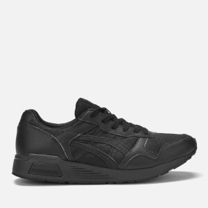 Asics Men's Lifestyle Lyte Trainers - Black/Black