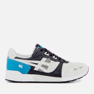 Asics Men's Lifestyle Gel-Lyte Trainers - Teal Blue/Glacier Grey