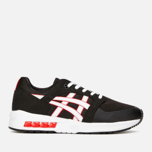 Asics Kids' Lifestyle Gelsage Sou GS Trainers - Black/White