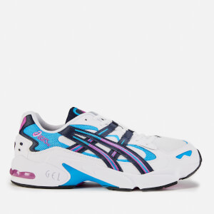 Asics Men's Lifestyle Gel-Kayano 5 OG Trainers - White/Midnight
