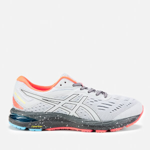 Asics Men's Running Gel-Cumulus 20 LE Trainers - Mid Grey/Dark Grey