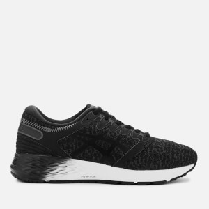 Asics Women's Running Roadhawk Ff 2 Mx Trainers - Dark Grey/Black