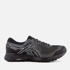 Asics Men's Running Trail Gel Somoma 4 Goretex Trainers - Black/Stone