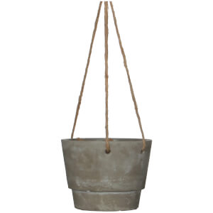 Dax Hanging Pot - Small - Beige from I Want One Of Those