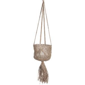 Belmond Hanging Basket - Brown