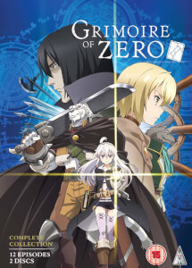 Grimoire of Zero Collection