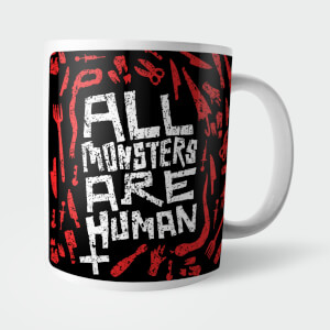 American Horror Story All Monsters Are Human Tools Mug