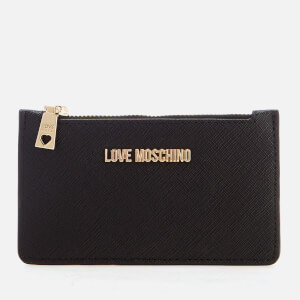 Love Moschino Women's Small Wallet - Black
