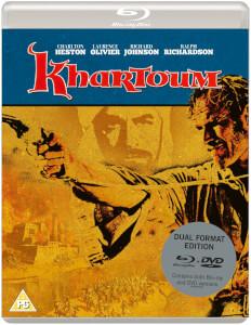 Khartoum (Dual Format)
