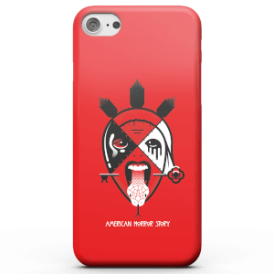 Funda Móvil American Horror Story Faces Of Evil para iPhone y Android