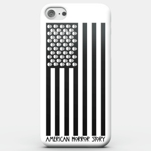 Coque Black Flag Skulls Vertical American Horror Story - iPhone and Android