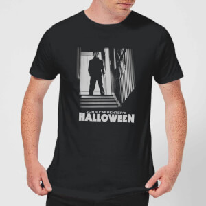 Halloween Mike Myers Herren T-Shirt - Schwarz