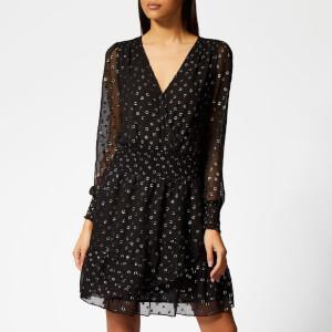 MICHAEL MICHAEL KORS Women's Woven Dress - Black
