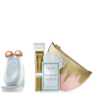 NuFACE Gold Trinity Complete Skin Toning Collection (Worth £363.00)