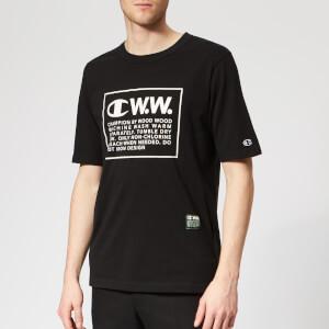 Champion X WOOD WOOD Men's Rick T-Shirt - Black