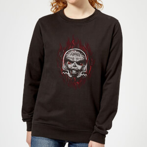 Chucky Voodoo Women's Sweatshirt - Black