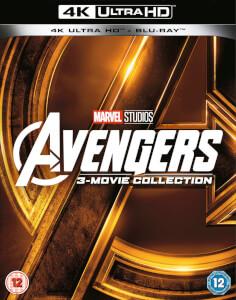Avengers Trilogie - 4K Ultra HD (inkl. deutsche Tonspur)