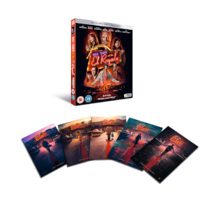 Bad Times at the El Royale 4K Ultra HD (Online Exklusiv) Inkl. Exklusive Artcards