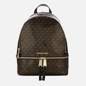 MICHAEL MICHAEL KORS Women's Rhea Zip Backpack - Signature