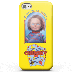 Chucky Good Guys Doll  Telefoonhoesje (Samsung & iPhone)