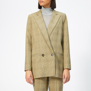 Ganni Women's Hewitt Jacket - Beige