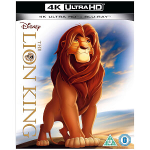 The Lion King - 4K Ultra HD