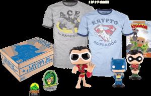 DC Legion of Collectors Box - Legacy