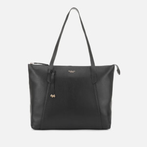 Radley Women's Wood Street Large Zip Top Tote Bag - Black