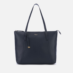 Radley Women's Wood Street Large Zip Top Tote Bag - Ink