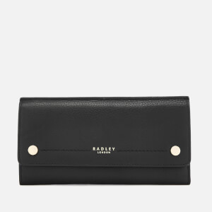 Radley Women's Kew Palace Large Flap Over Matinee - Black