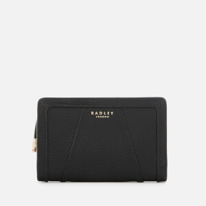 Radley Women's Wood Street Medium Bifold Purse - Black