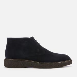 Tod's Men's Desert Boots - Navy