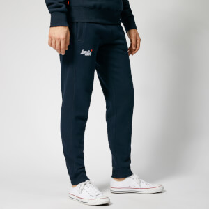 Superdry Men's Orange Label Joggers - Eclipse Navy