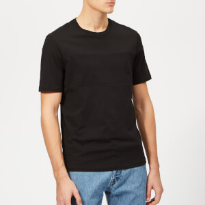 Helmut Lang Men's Band Seam T-Shirt - Black