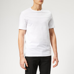 Helmut Lang Men's Band Seam T-Shirt - White