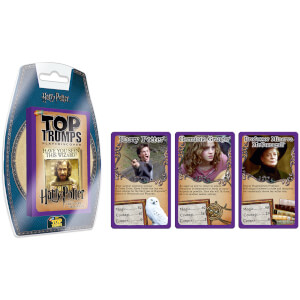 Top Trumps Minis - Harry Potter and the Prisoner of Azkaban