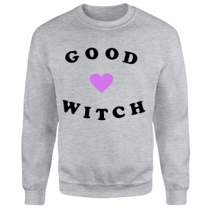 Good Witch Sweatshirt - Grey