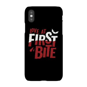 Love At First Bite Phone Case for iPhone and Android