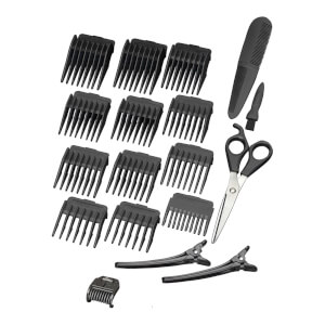BaByliss For Men 22 Piece Home Hair Cutting Kit: Image 2