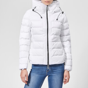 Superdry Women's SDX Arctic Hooded Jacket - Optic