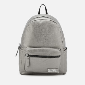 Superdry Women's Midi Backpack - Pewter