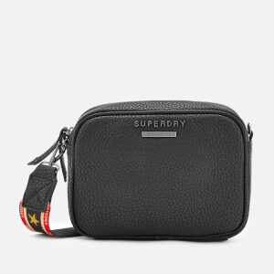 17bee80e4 Superdry Women's Delwen Strap Cross Body Bag - Black