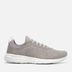 Athletic Propulsion Labs Women's Phantom Calf Hair Trainers - Grey Melange