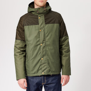Barbour Men's Dale Wax Jacket - Light Moss