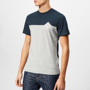Barbour Men's Picked T-Shirt - Navy