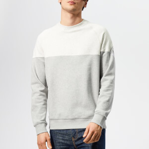 Barbour Men's Ashbourne Crew Sweatshirt - Ecru Marl