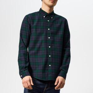 Barbour Men's Aycroft Shirt - Forest