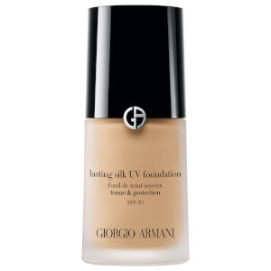 Giorgio Armani Lasting Silk UV Foundation 30ml (Various Shades)