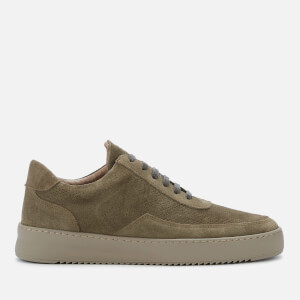 Filling Pieces Men's Microlane Ghost Trainers - Black
