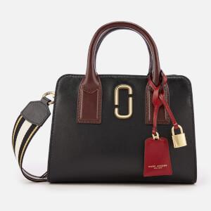 Marc Jacobs Women's Little Big Shot Bag - Black/Red